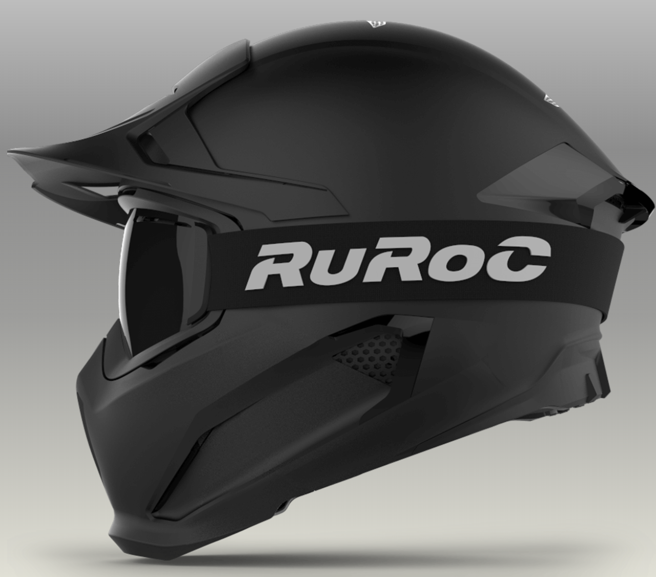 Motorcycle Safety Gear >> Ruroc Motorcycle Helmet
