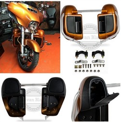 Best Motorcycle Leg Fairings, Lower Fairings, and Speaker Pods