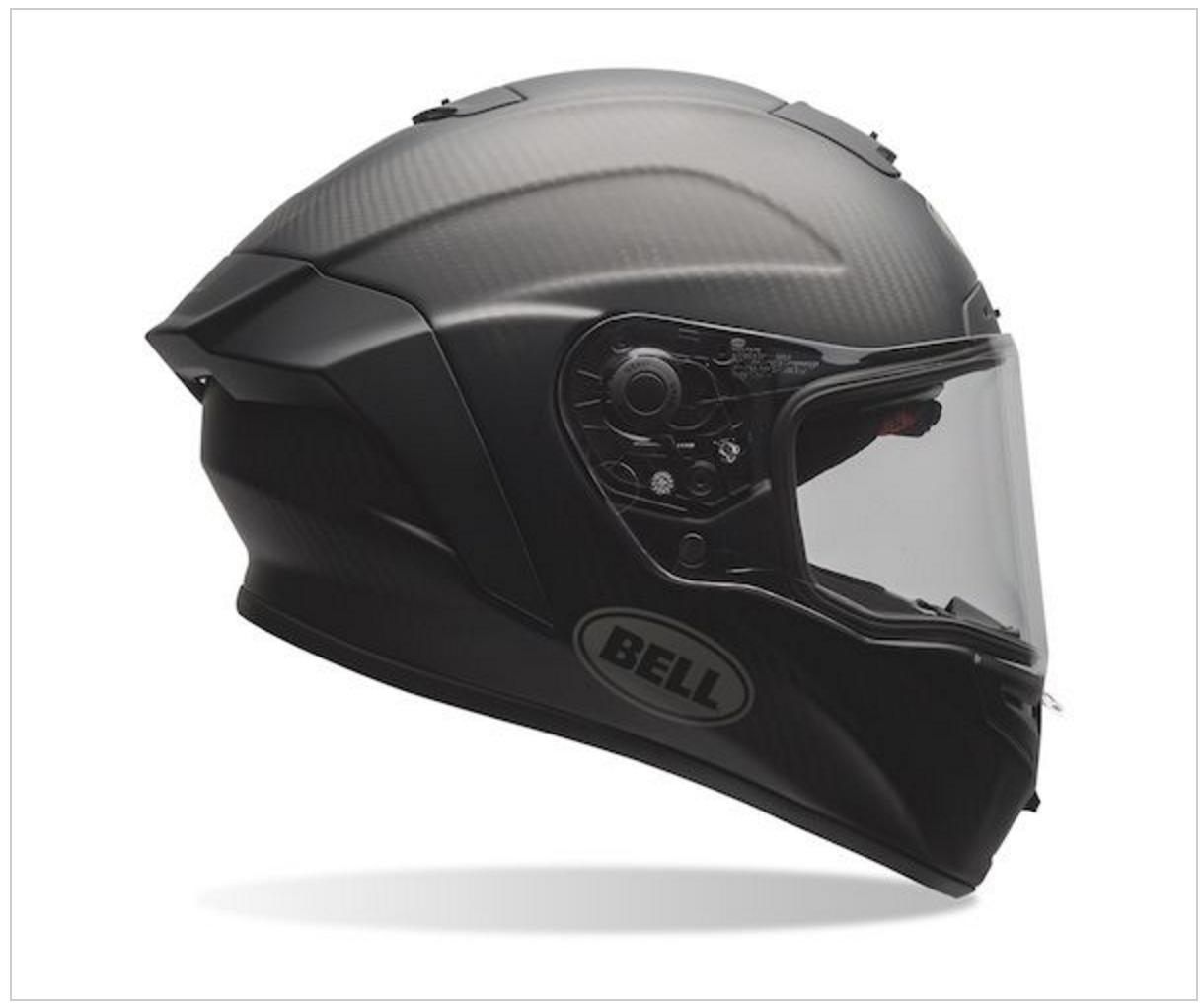 Bell Race Star Motorcycle Helmet RevZilla