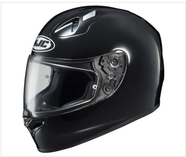 Hjc Fg 17 >> HJC FG-17 Motorcycle Helmet Review