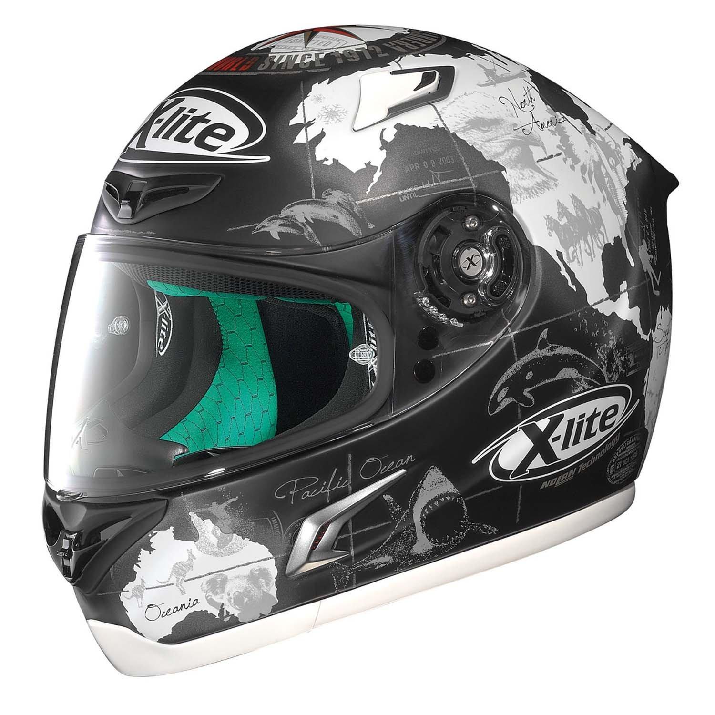 X Lite X 802rr Carbon Replica Checa Helmet Review