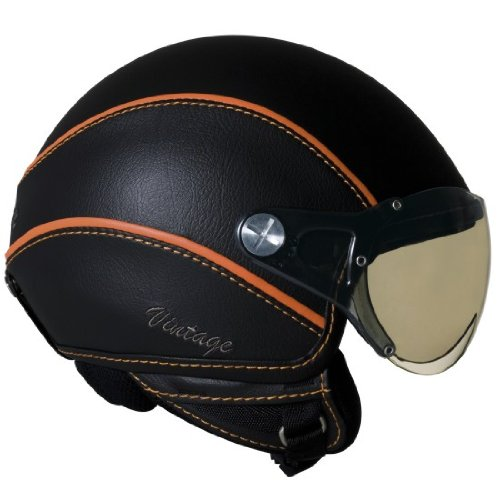 Vintage Motorcycle Helmets With That Retro Look You Love