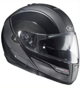 HJC IS-Max BT Sprint Bluetooth Ready Flip-Up Modular Touring Helmet
