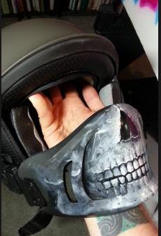 custom paint bell rogue