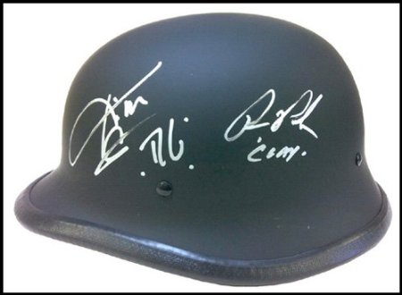 1 signed Sons of Anarchy Helmet