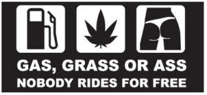 Offensive Motorcycle Helmet Stickers