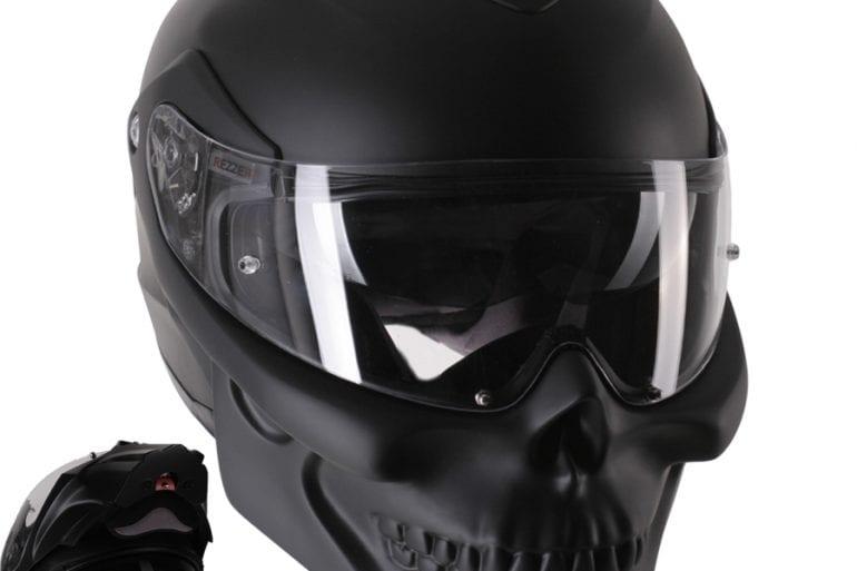 Skull Motorcycle Helmets