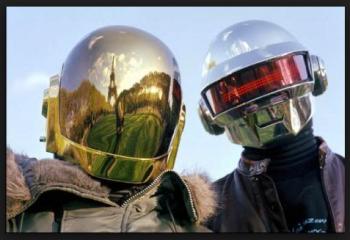 daft punk motorcycle helmet