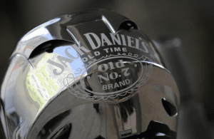 Carbon Fiber Motorcycle Helmets >> Whiskey Motorcycle Helmets - Jack Daniel's Edition