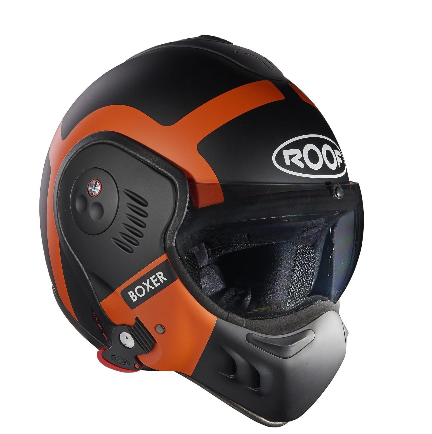 Roof Boxer Helmet