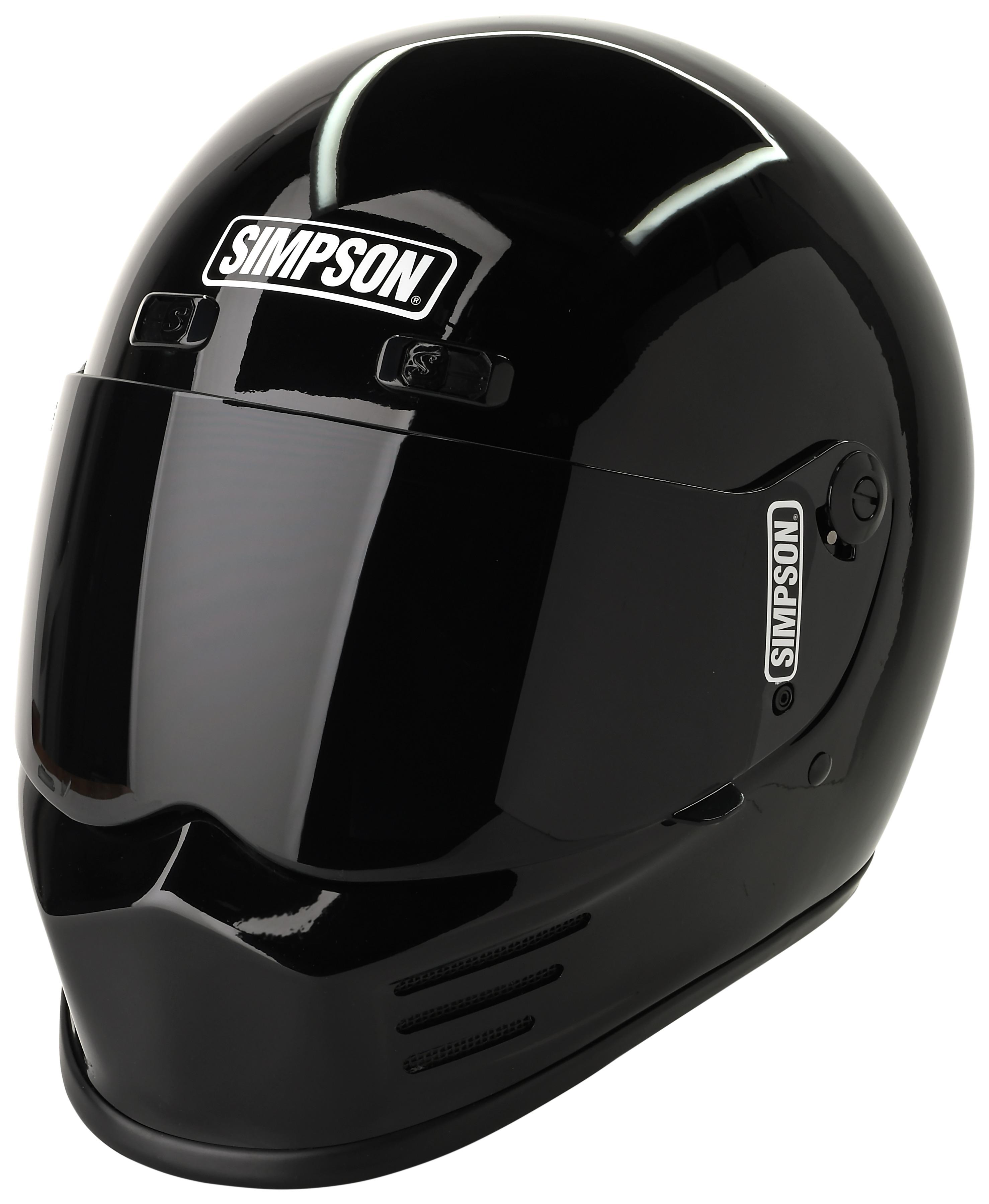 Simpson Bandit Helmet