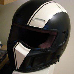 Simpson Motorcycle Helmets - Motorcycle helmet designs custom stickers