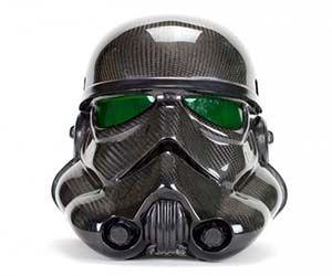 stormtrooper carbon fiber helmet