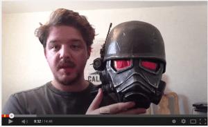 fallout helmet walkthrough