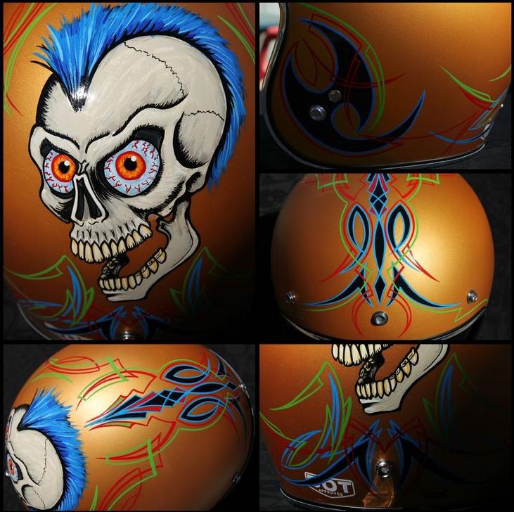 Custom Painted Pinstripes