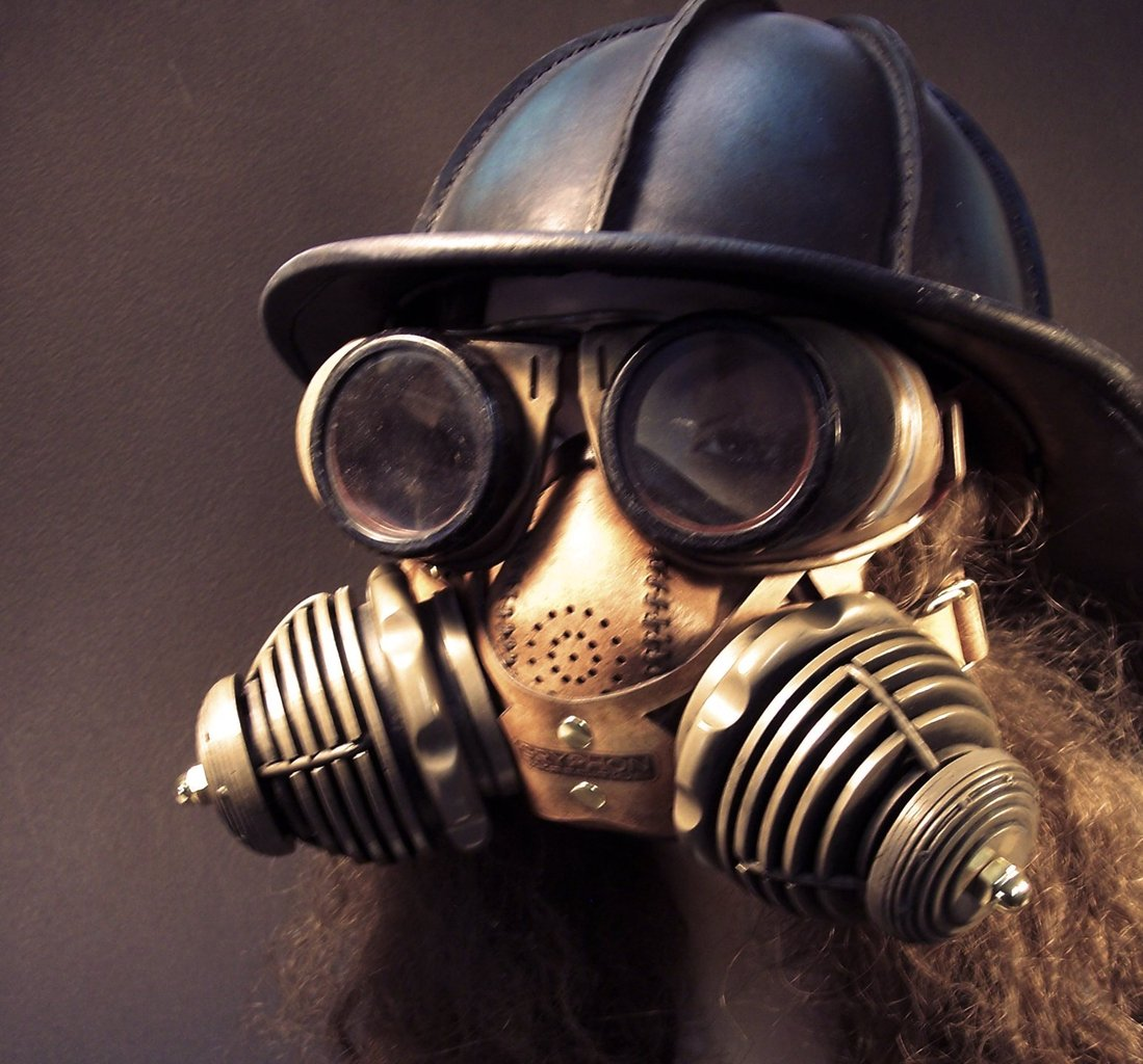 Steampunk Goggles And Helmets