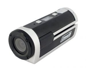 Coleman extreme action Sports camera
