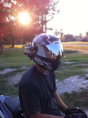 Gopro hero helmet review