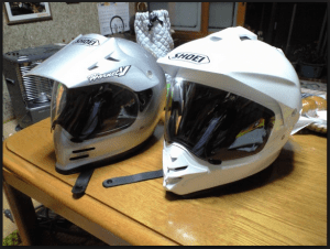 Shoei Hornet2 Adventure helmets