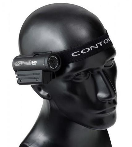 Contour Motorcycle Helmet Camera