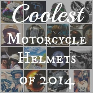 coolest motorcycle helmets of 2014 feature