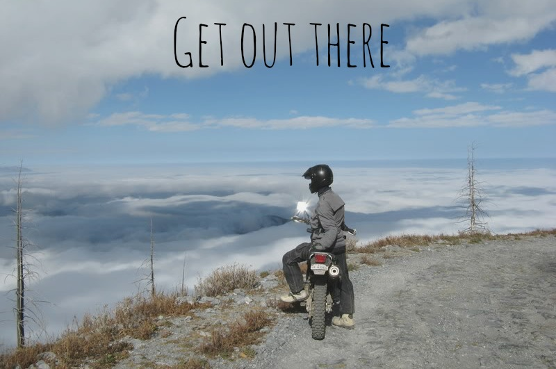 get out there pic for adventure motorcycle helmets page