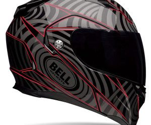 Bell-Revolver-EVO-Warp-Helmet-Red