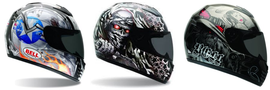 Bell Arrow Motorcycle Helmets
