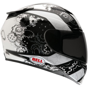 Bell RS1 Gearhead graphics motorcycle helmet