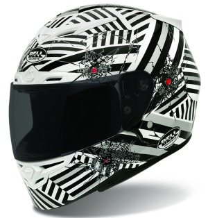 Bell RS1 Helmet with graphics