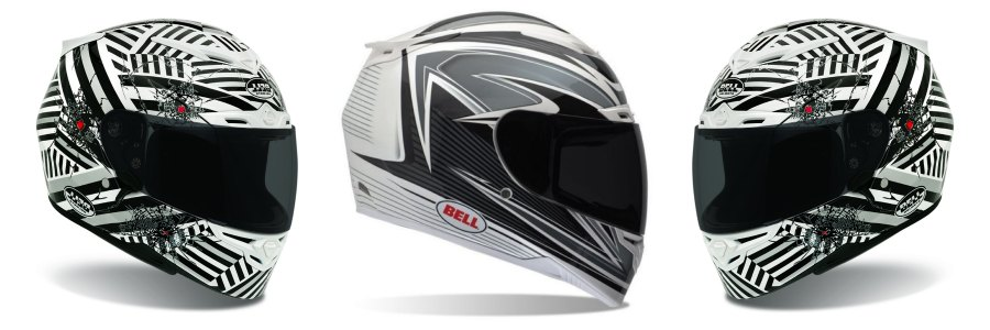Bell RS1 Motorcycle Helmet header image