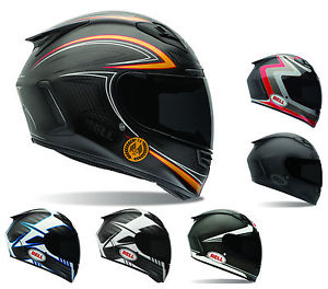 Bell Star Carbon Motorcycle Helmets with different colors