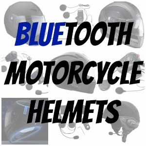Bluetooth Motorcycle Helmets button