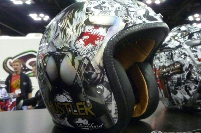 Rockhard American Classic 500 Motorcycle Helmet