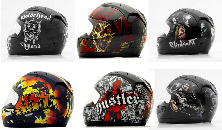 Rockhard Helmet collection