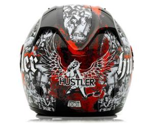 Rockhard Hustler Helmet