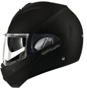 Shark Evoline Series 3 Fusion Matte Black Full Face Helmet