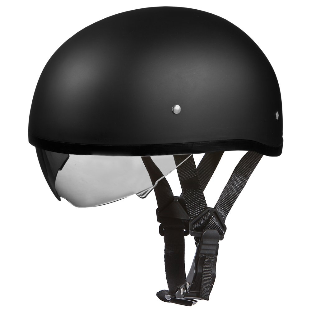 e78b46ead78 Low Profile Motorcycle Helmets - DOT Approved