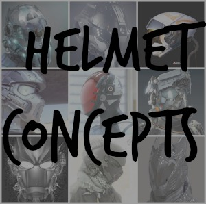Motorcycle Helmet Concepts
