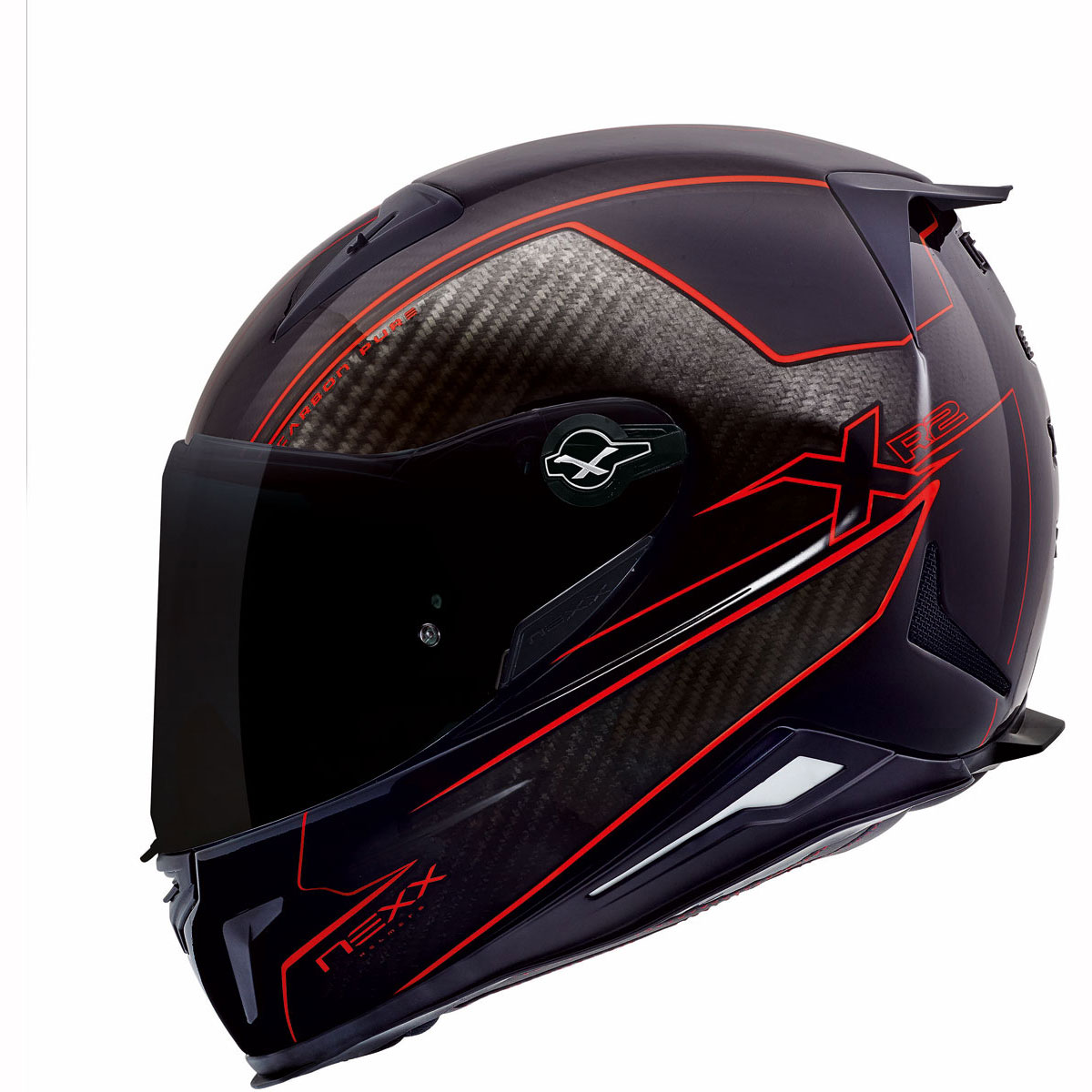 Nexx XR2 Carbon Motorcycle Helmet
