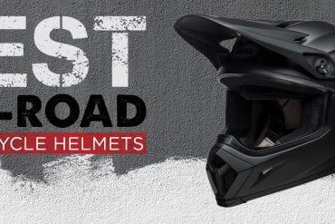 Best Off-Road Motorcycle Helmets
