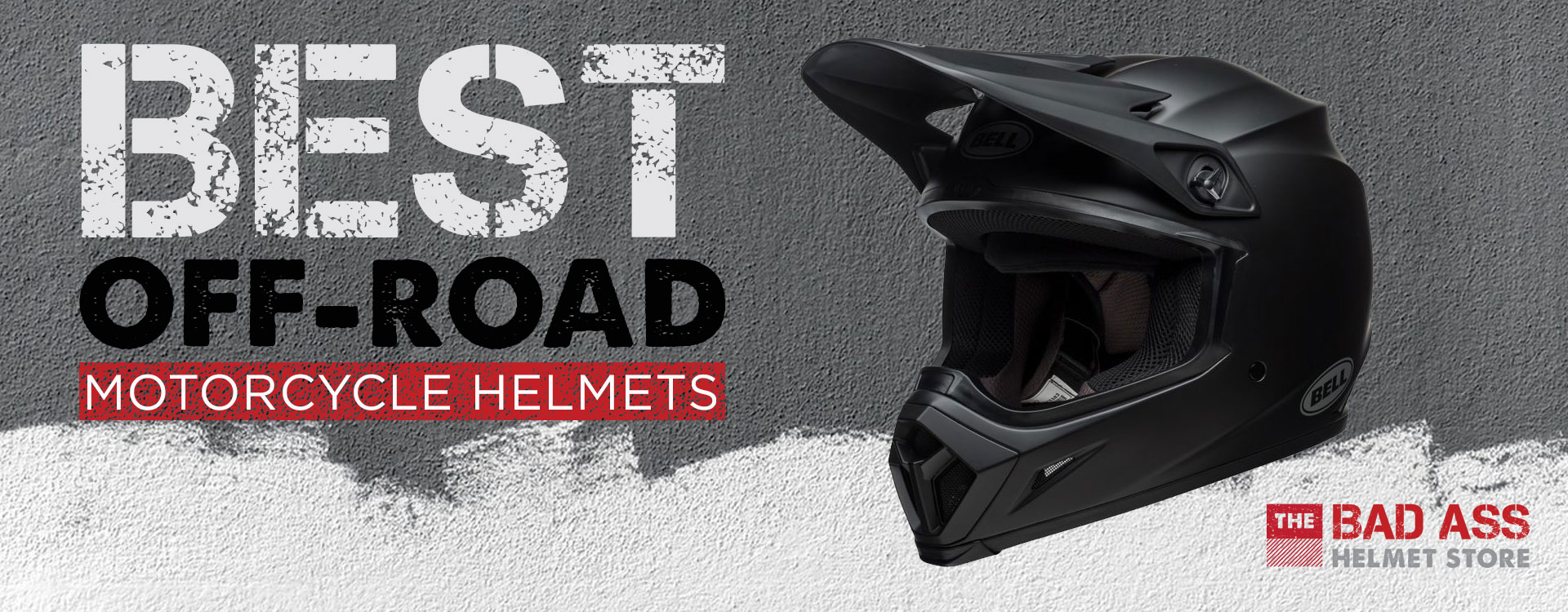 Best Off-Road Motorcycle Helmets