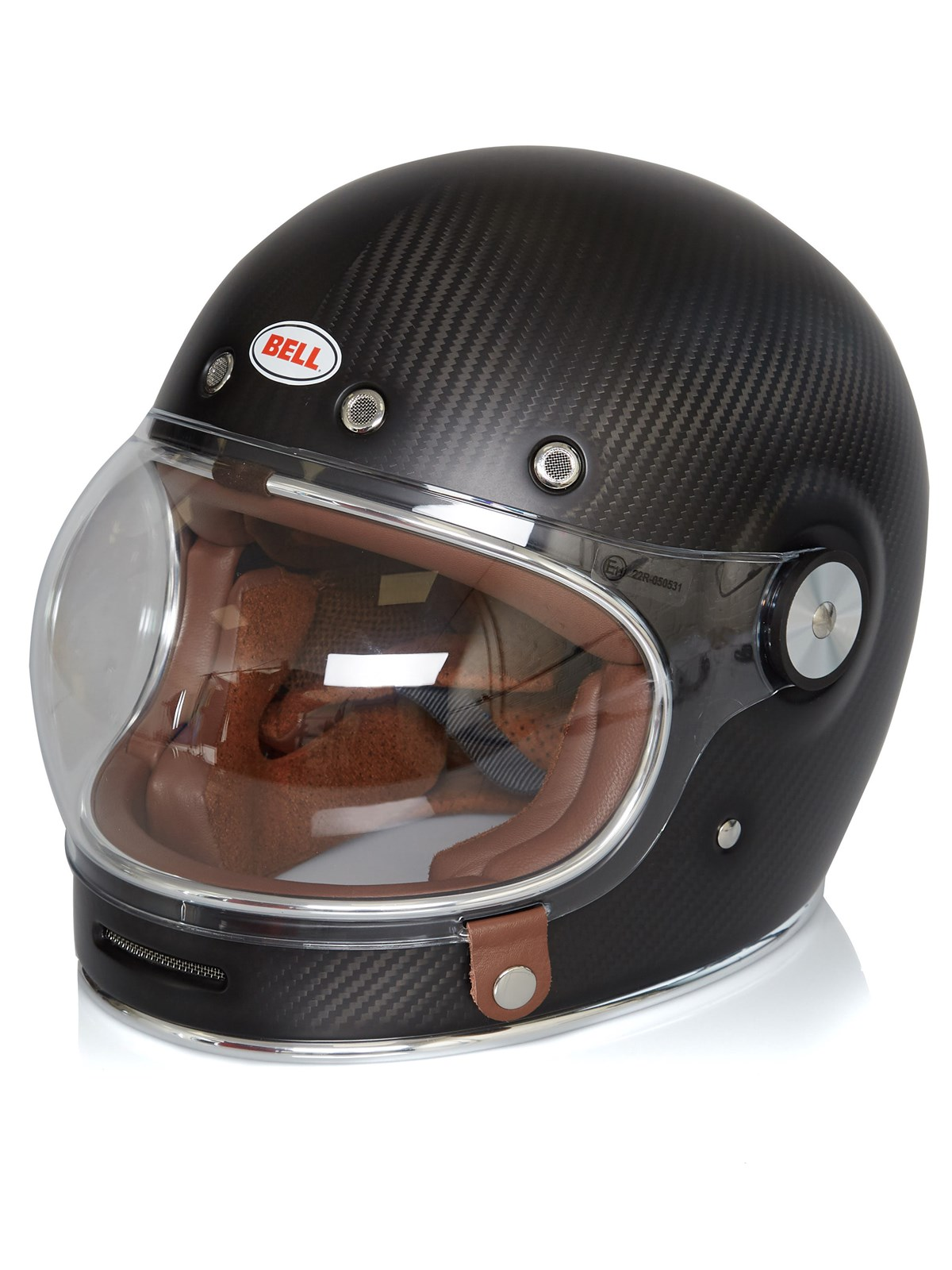 Bell Full Face Helmet >> Bell Bullitt Motorcycle Helmet Review