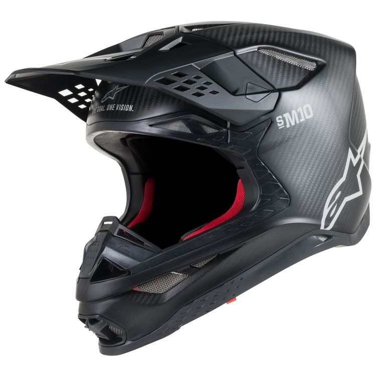 Alpinestars Supertech SM10 Carbon Helmet