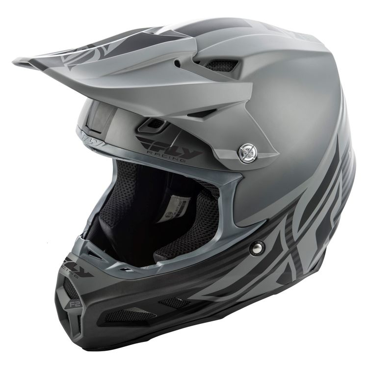 Fly Racing Dirt F2 Carbon shield Helmet