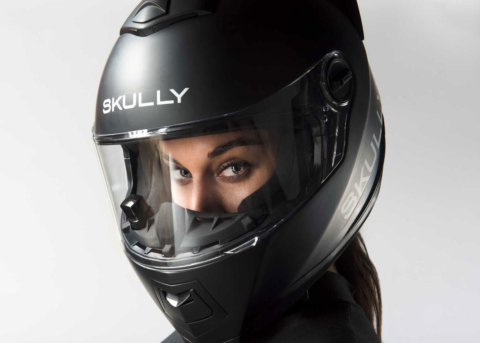 Skully Motorcycle Helmet