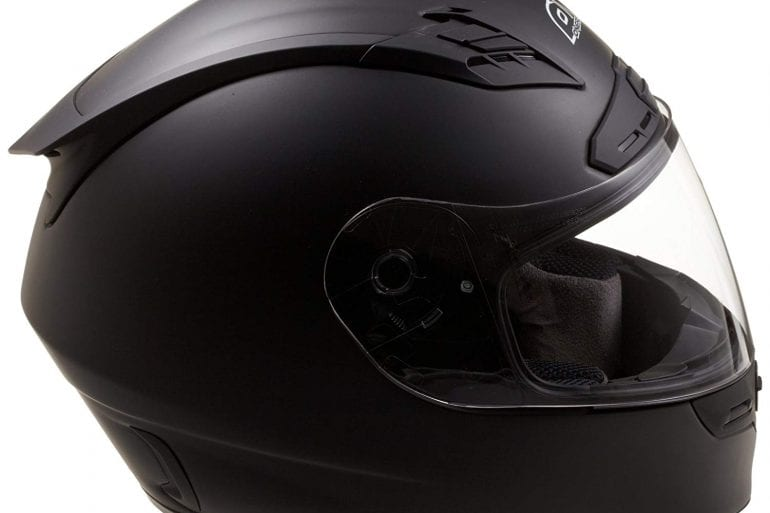 O Neal Racing Fastrack II Bluetooth Motorcycle Helmet