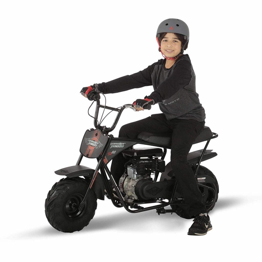 Mega Moto Gas Mini Bike 80CC:2.5HP