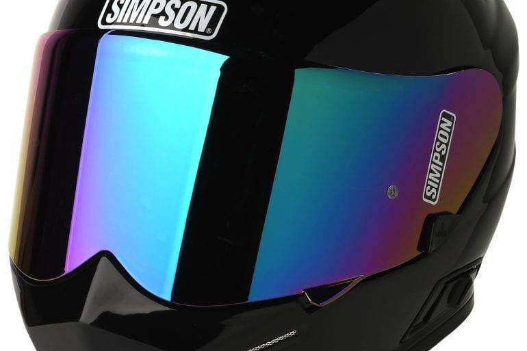 Simpson Ghost Bandit Helmet