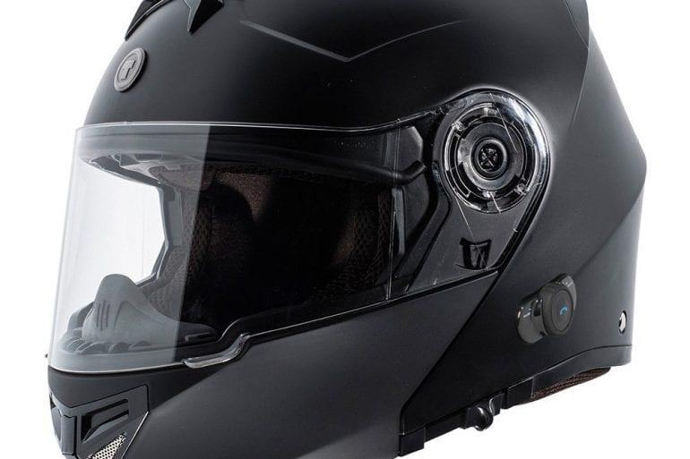 Torc Bluetooth Motorcycle Helmet
